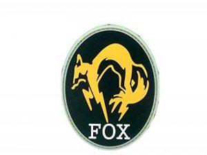 Patch PVC Motif FOX Foxhound Metal Gear Solid Pour Paintball de la marque image 0 produit