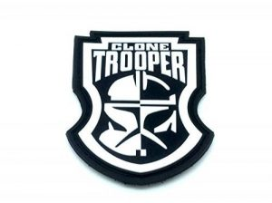 patch velcro airsoft TOP 1 image 0 produit
