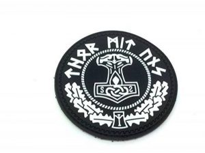 patch velcro airsoft TOP 10 image 0 produit