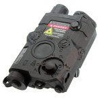 PEQ-15 mannequin Airsoft AEG RIS Mont Batterie bo?te- Noir [pour Airsoft uniquement] de la marque image 1 produit