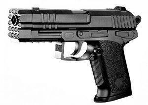 Pistolet + 18 billes - 15 cm de la marque image 0 produit