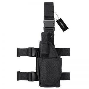 Pistolet universel tactique à main Pistolet à goutte avec étui à pochettes Mag Sac à main gauche (Black) de la marque image 0 produit