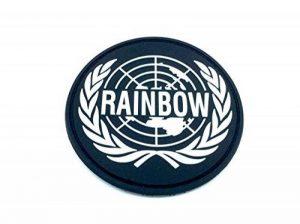 Rainbow Six Emblème PVC Airsoft Fan Patch de la marque image 0 produit