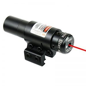 Spike Lunettes de visée Compact vue Red Dot Laser réglable w / montage pour 20mm Picatinny & 11mm Rails Airsoft Chasse de la marque image 0 produit