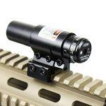 Spike Lunettes de visée Compact vue Red Dot Laser réglable w / montage pour 20mm Picatinny & 11mm Rails Airsoft Chasse de la marque image 1 produit