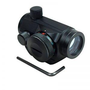 Spike Lunettes de visée Hot Tactical Holographic Red Green Dot Sight Portée du projet Picatinny Rail Mount 20mm de la marque image 0 produit