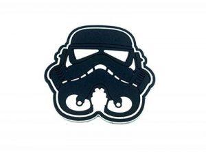 Stormtrooper Casque Noir Star Wars PVC Airsoft Fan Patch de la marque image 0 produit
