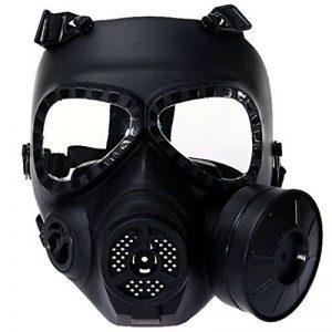 Tactique de jeu Airsoft visage Sécurité Protection Masque Garde Toxique Masque à gaz CS de la marque image 0 produit