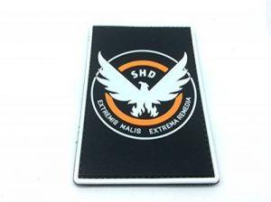 The Division SHD Cosplay Airsoft PVC Patch de la marque image 0 produit