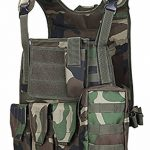 ThreeH Forces de l'ordre Gilet tactique Équipement de paintball militaire Vêtement d'équipement de protection de l'armée de police de la marque image 1 produit
