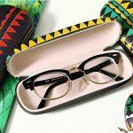 Titulaire Creative Sunglass Box Lunettes Boîtes de lunettes étui à lunettes, #1 de la marque image 1 produit