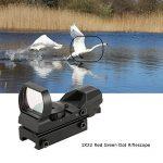 TOMSHOO Lunettes de visée Rouge Dot Sight pour Illuminated Tactical Riflescope de la marque image 4 produit