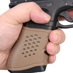 Universel tactique Holster Grip en caoutchouc antidérapant Grip pour Glock Airsoft Noir de la marque image 2 produit