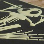 US Marine Navy Seals Bone Frog Crâne Squelette DEVGRU Morale PVC 3D Hook&Loop Écusson Patch de la marque image 4 produit