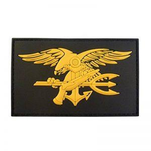 US Marine Navy Seals DEVGRU Insigne Morale NSWDG USSOCOM PVC 3D Touch Fastener Écusson Patch de la marque image 0 produit