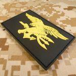 US Marine Navy Seals DEVGRU Insigne Morale NSWDG USSOCOM PVC 3D Touch Fastener Écusson Patch de la marque image 1 produit