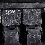 Viktion - Gilet tactique Veste tactique Quickly Strip off Fournitures police et les militaires, engins tactiques, équipement de plein air pour Airsoft camping randonnée armée Jungle Adventure alpinisme de la marque image 4 produit