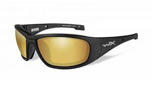 Wiley X Boss Lunettes de soleil Noir de la marque image 0 produit