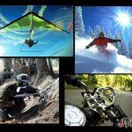 WorldShopping4U tactique UV400 Vent Dust Kite Surf Jet Ski Protection des yeux Lunettes Goggle Airsoft Paintball Chasse (Brown) de la marque image 5 produit