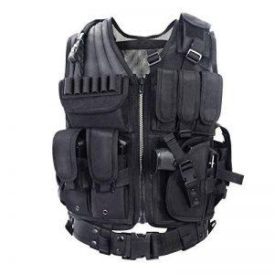 YAKEDA®Fournitures police et les militaires, engins tactiques, équipement de plein air veste tactique domaine des ventilateurs Armée pour les hommes Jungle Adventure alpinisme - 1063 de la marque image 0 produit