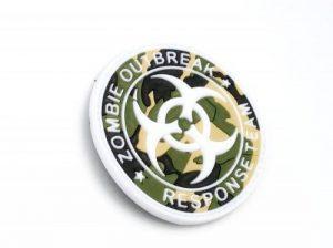 Zombie Response Team Sac à dos Multicam foyer Airsoft Patch de la marque image 0 produit